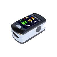 Пульсоксиметр Contec CMS50E цветной OLED дисплей, передача данных на ПК