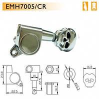 Набор колков для электрогитары DR Parts EMH7005 CR R3/L3