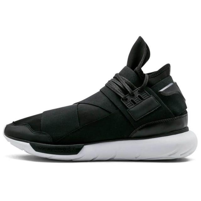 Adidas Y-3 Qasa Black White