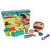 Тесто для лепки Play Doh Мистер зубастик (стоматолог Плей До) MK 1525