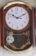 Настенные кварцевые часы с маятником R&L RL-M1037, фото 1