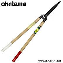 Ножиці для кущів Okatsune 205-K (Японія), фото 3