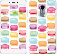 "Чехол на Xiaomi Redmi Note 4 Макаруны 2 ""3354c-352-571"""
