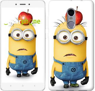 "Чехол на Xiaomi Redmi Note 4 Миньоны v10 ""2968c-352-571"""