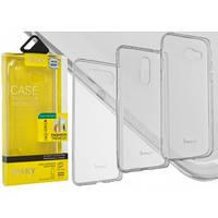 Силиконовый чехол накладка  iPhone 7 plus