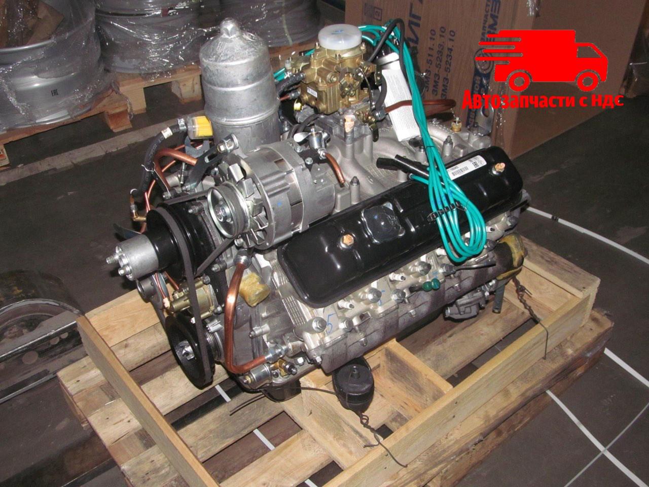 Двигатель ГАЗ 53, 3307 в сборе (пр-во ЗМЗ). Ціна з ПДВ