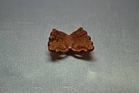 """Бабочка. Камень """"Авантюрин"""""""