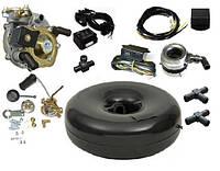 Комплект ГБО 2-го поколения под ключ Tomasetto (инжектор) с торроидальным баллоном Give it 1/5 Give it 2/5 Giv