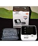 Тонометр на запястье UKС Blood Pressure Monitor BLPM-13 - тонометр автоматический, фото 3