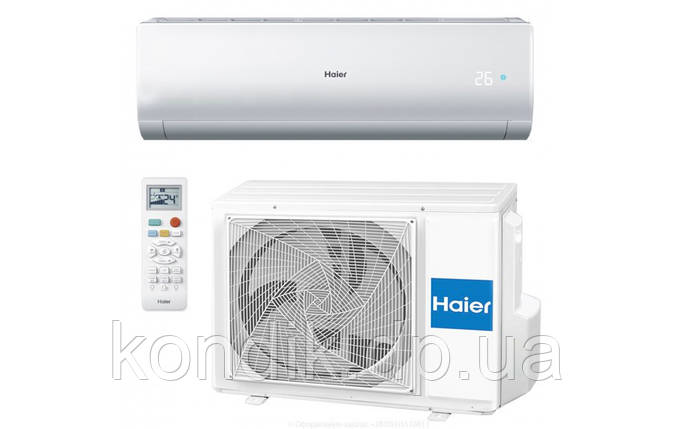 Кондиционер Haier AS24NE5HRA/1U24RR4ERА Inverter Family -15⁰C, фото 2