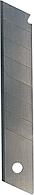 Лезвия для ножей, 18мм, 10шт. mp.640721