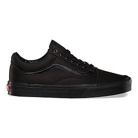Кеди\Кеды Vans Old Skool - Black/Black (оригинал олд скул ванс)