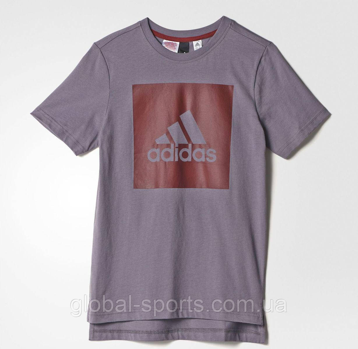 7646ea8834ee Детская футболка Adidas Performance YB LOGO TEE (Артикул BJ9347) - Global  Sport в