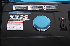 Бензогенератор AVR 3000W/3500W рама без колес, фото 3