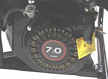 Бензогенератор AVR 3000W/3500W рама без колес, фото 2