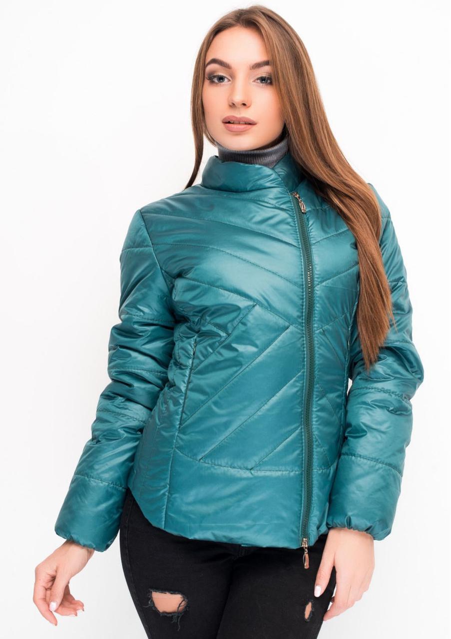 Куртка женская +большой размер
