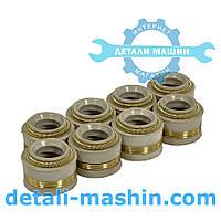 Манжета уплотнительная клапана КамАЗ (сальники клапанов) силикон 740.1007262-01, фото 1