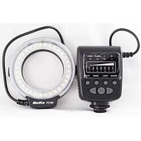 Кольцевая LED макровспышка MeiKe FC-100 (FC100) для камер OLYMPUS
