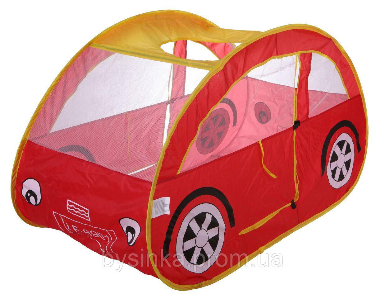 Игровая палатка для детей «Автомобиль I-Play».