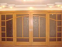 Двери-перегородка межкомнатная