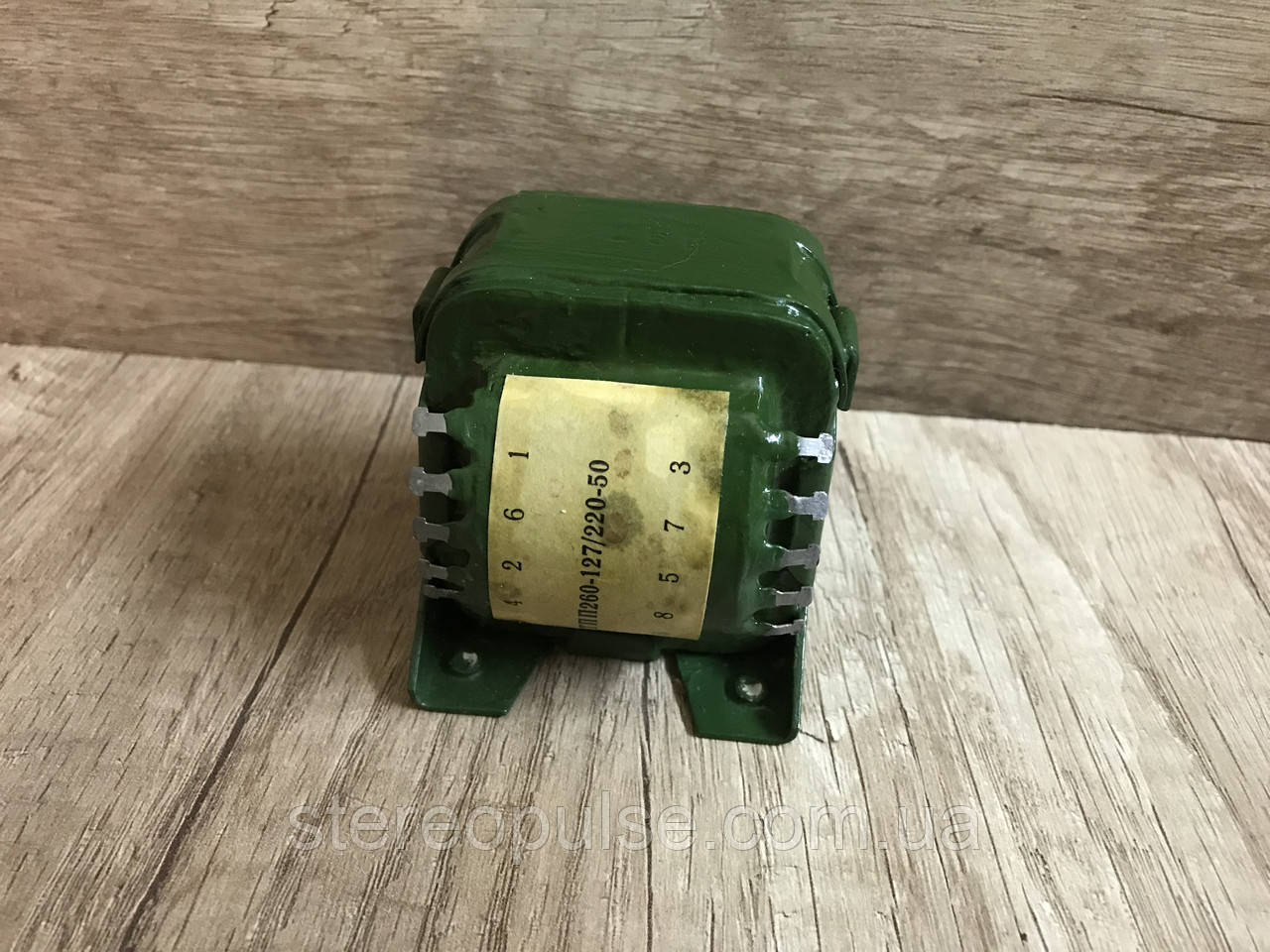 Трансформатор ТПП260   127/220 - 50    31 вт