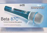 Динамический микрофон Shure Beta 87C, фото 1