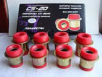 Сайлентблоки рычага (комплект) (полиуретан) ВАЗ 2101