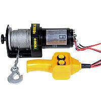 Лебедка автомобильная электрическая Sigma 2000lbs (6130021)