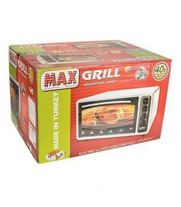 Духовка электрическая ASEL MAX - GRILL на 40 литров c грилем, фото 2