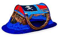 Игровая палатка для детей «Пират I-Play»., фото 1