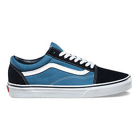 Кеди\Кеды Vans Old Skool - Navy (оригинал олд скул ванс)