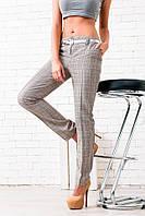 """Классические женские брюки в деловом стиле """"Эллен"""" с поясом и карманами (3 цвета)"""