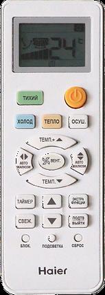 Кондиционер Haier AS18TB3HRA/1U18TR4ERA Inverter Tibio, фото 2