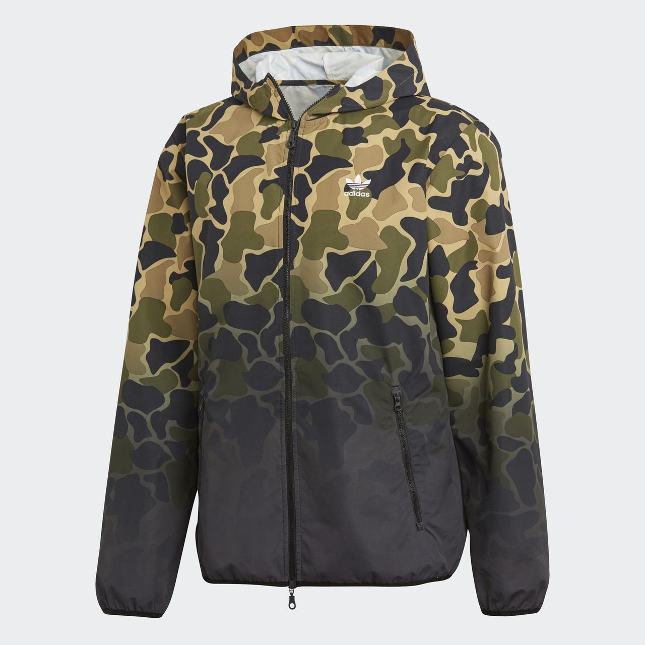 Мужская ветровка Adidas Originals Camouflage (Артикул: CE1545)