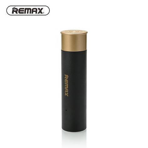 Power Bank Remax Shell RPL-18 2500 mAh black, фото 2