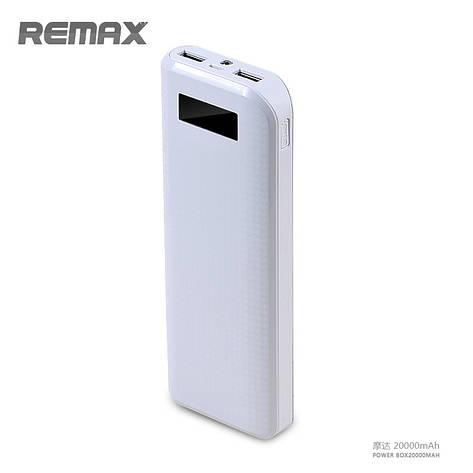 Power Bank Proda Ling Long LCD Power Box 10000mAh white, фото 2