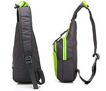 Велосипедная сумка, рюкзак через плечо (велосумка), фото 3