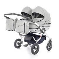 Многофункциональная коляска для двойни TAKO JUNAMA CHESS DUO 4в1