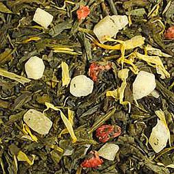 """Зелений ароматизований чай """"Аннаберрі"""""""