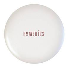Компактное зеркало Pretty&Powerful 2х увеличение с подсветкой и функцией Powerbank HoMedics, фото 2