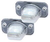 LED Подсветка номера VW Т4,LT,Touran, Caddy III (2004-) CANBUS