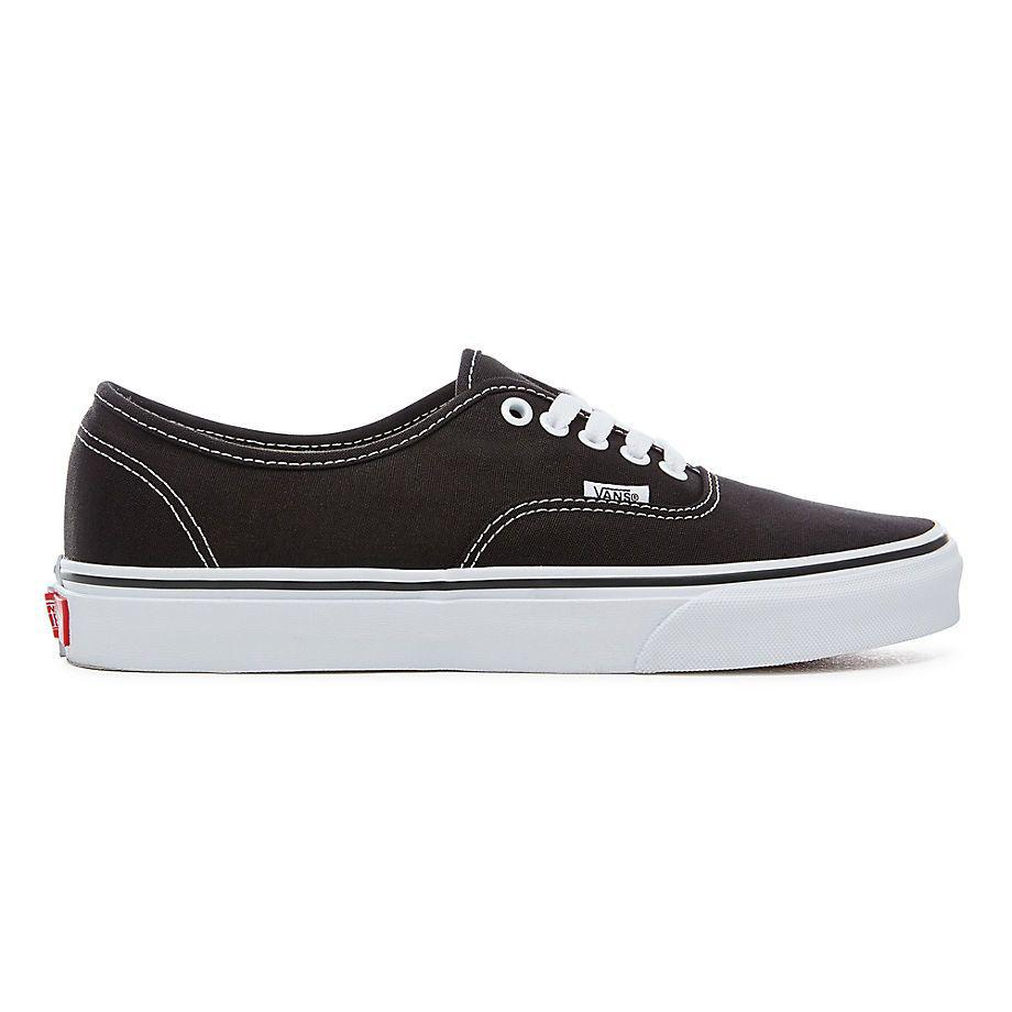 Кеди Кеды Vans Authentic - Black White (оригинал Аутентик Ванс) — в ... 3d7401ec43572