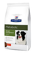 Сухой корм при ожирении у собак Prescription Diet™ Metabolic Canine 1.5 кг