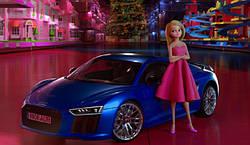 Машинка для Барби: как Audi рушит гендерные стереотипы