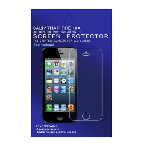 Защитная пленка Sams Galaxy A3 (310) комплект 2шт, фото 2