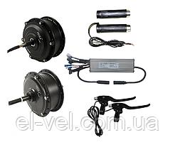 Электровелонабор с 2 мотор-колесами 36В 350Вт