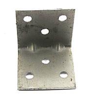 Уголок строительный 40х40х40 ( 1.5 мм ) черный