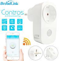 Умная Wi Fi розетка BroadLink SP3S Ваттметр 16А Умный дом