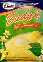 Порошок для приготовления пудинга Budyn Emix ванильный, 41 г.