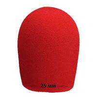 Ветрозащита для микрофона Maxtone W2 Red